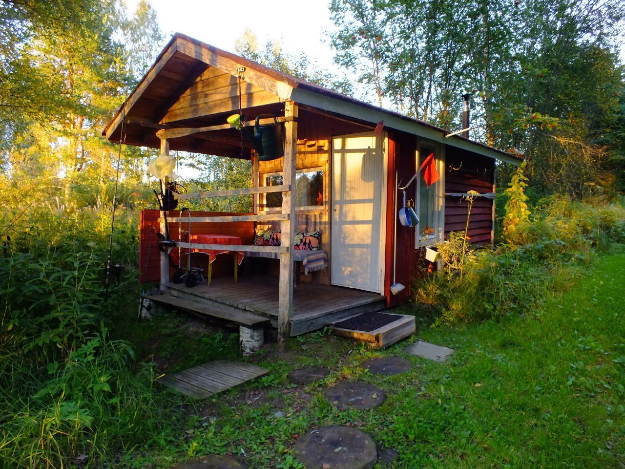 Ferienhaus - Mökki mit Sauna direkt am See  in Mouhijärvi-Sastamala (1707905), Mouhijärvi, , Westfinnland, Finnland, Bild 16