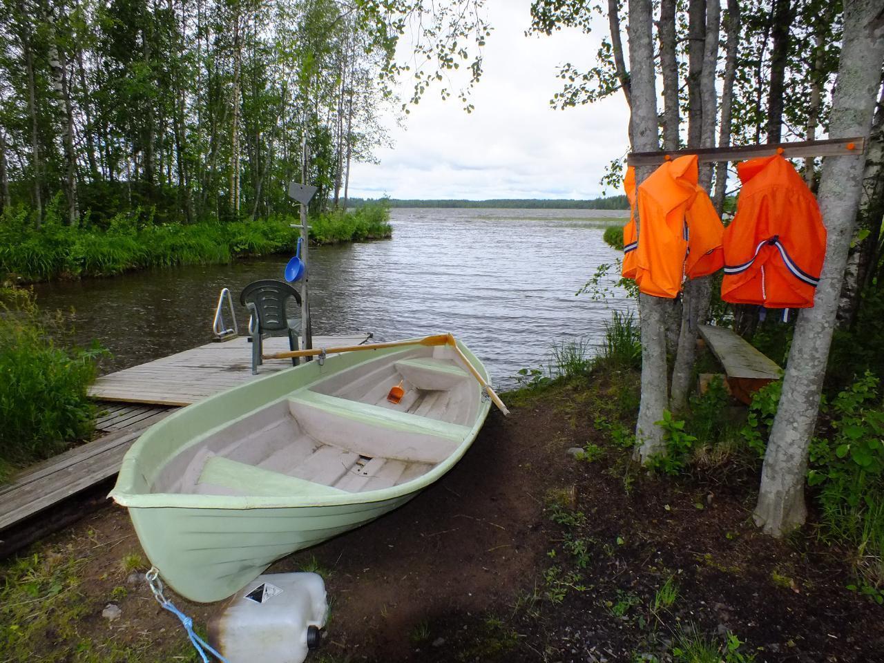 Ferienhaus - Mökki mit Sauna direkt am See  in Mouhijärvi-Sastamala (1707905), Mouhijärvi, , Westfinnland, Finnland, Bild 11