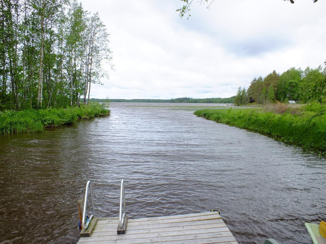 Ferienhaus - Mökki mit Sauna direkt am See  in Mouhijärvi-Sastamala (1707905), Mouhijärvi, , Westfinnland, Finnland, Bild 13