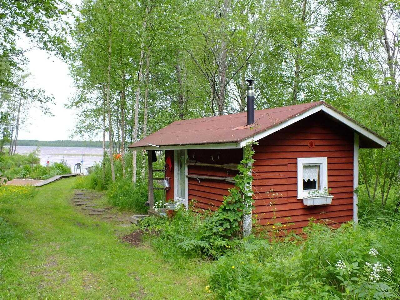 Ferienhaus - Mökki mit Sauna direkt am See  in Mouhijärvi-Sastamala (1707905), Mouhijärvi, , Westfinnland, Finnland, Bild 15