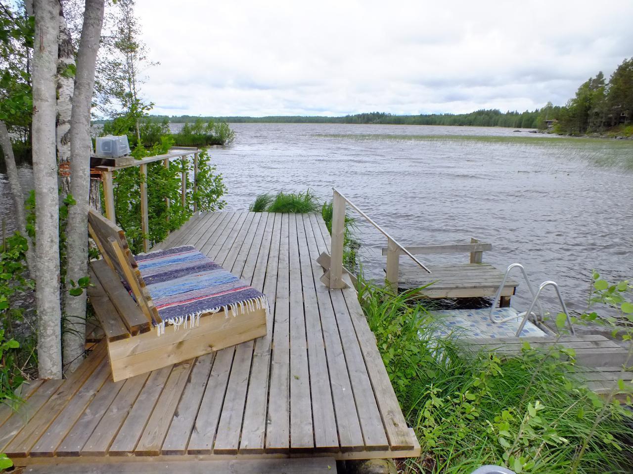 Ferienhaus - Mökki mit Sauna direkt am See  in Mouhijärvi-Sastamala (1707905), Mouhijärvi, , Westfinnland, Finnland, Bild 12