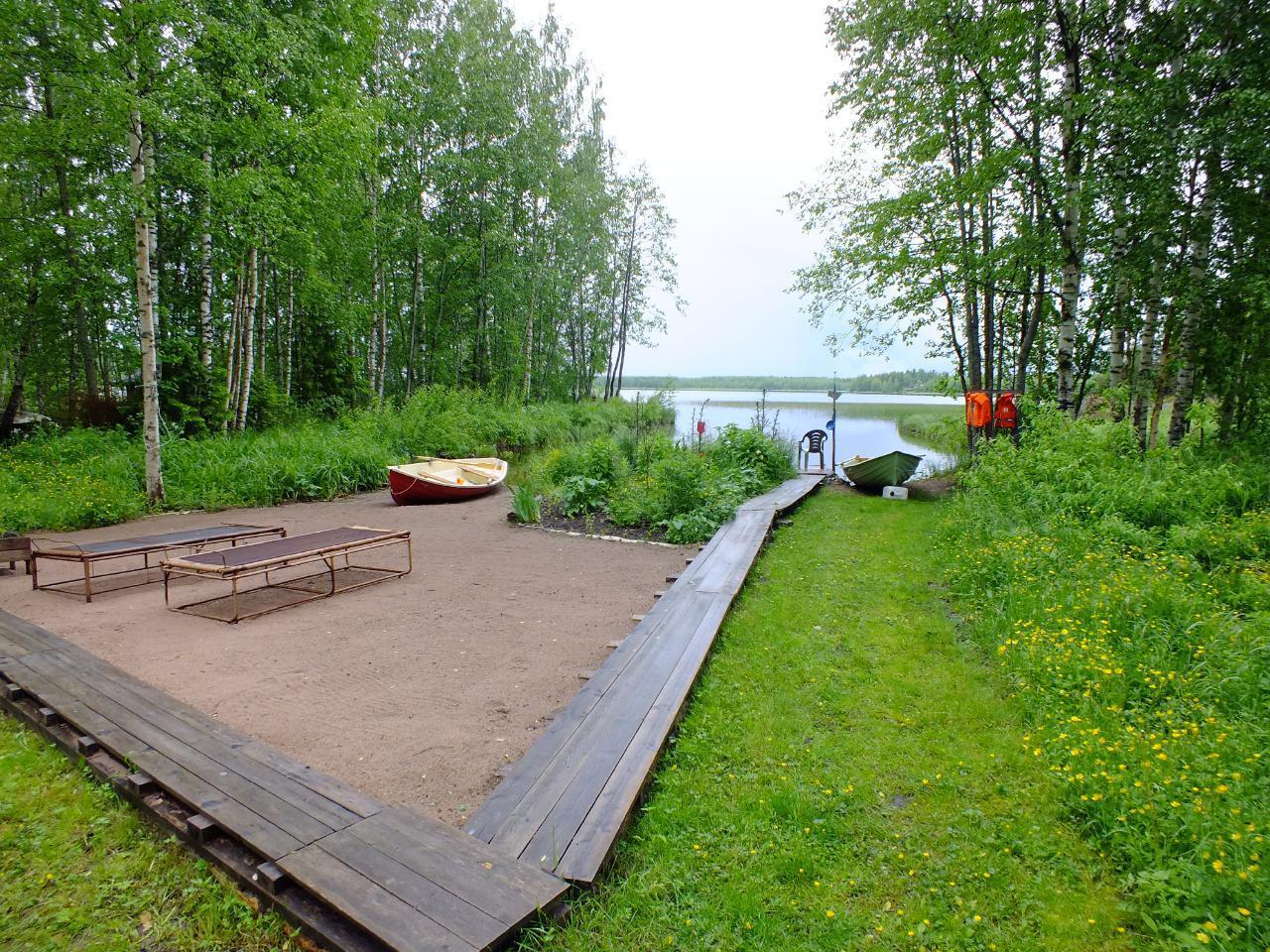 Ferienhaus - Mökki mit Sauna direkt am See  in Mouhijärvi-Sastamala (1707905), Mouhijärvi, , Westfinnland, Finnland, Bild 10
