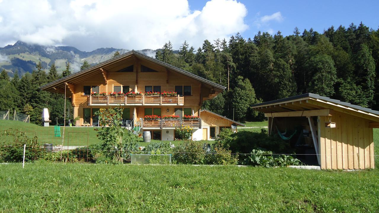 Ferienwohnung Ruhiges Apartment in der Natur (1707952), Oey, Diemtigtal, Berner Oberland, Schweiz, Bild 2