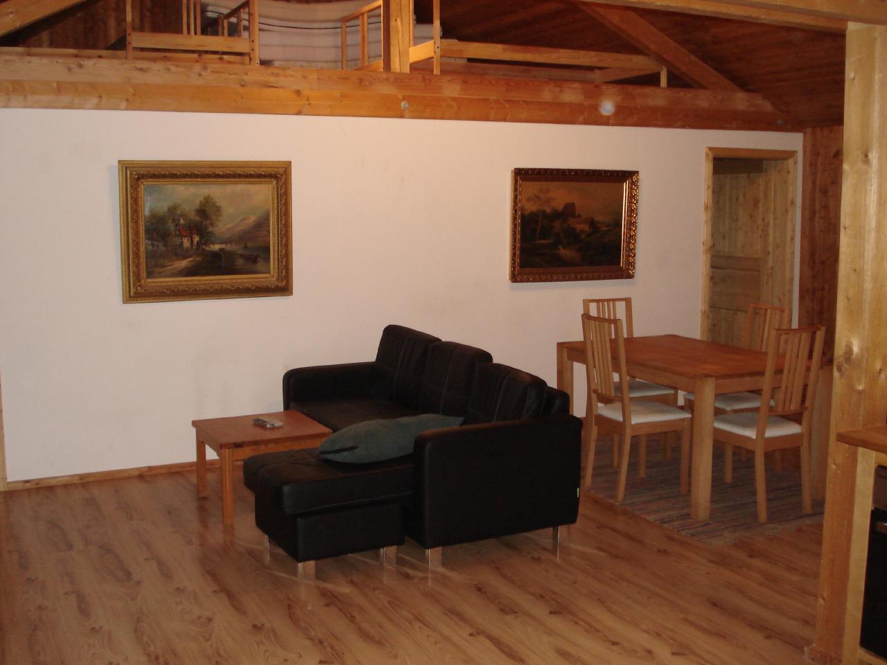 Ferienwohnung 80 m² große Loftwohnung (1713342), Kröning, Bayerisches Golf- und Thermenland, Bayern, Deutschland, Bild 3