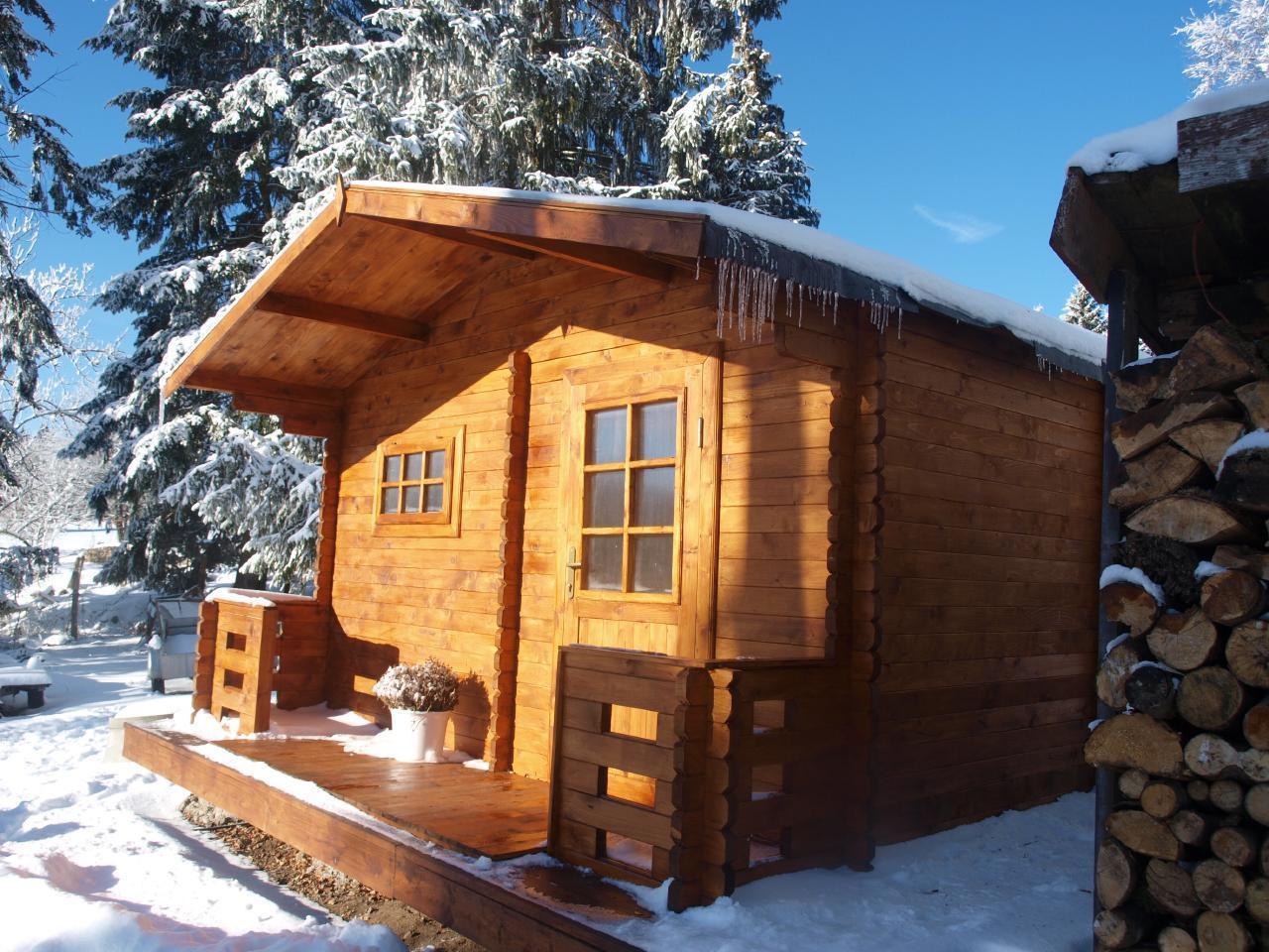 Ferienhaus Steinhäuschen Shila, im Naturparc der Vogesen,  mit Saunahaus (1717460), La Rosière, Haute-Saône, Franche-Comté, Frankreich, Bild 32