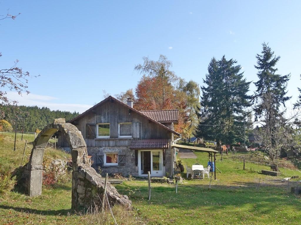 Ferienhaus Steinhäuschen Shila, im Naturparc der Vogesen,  mit Saunahaus (1717460), La Rosière, Haute-Saône, Franche-Comté, Frankreich, Bild 2