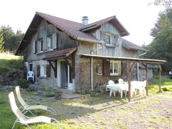 Ferienhaus Bergbauernhäuschen Shila, im Naturparc der Vogesen,  mit Saunahaus (1717460), La Rosière, Haute-Saône, Franche-Comté, Frankreich, Bild 1