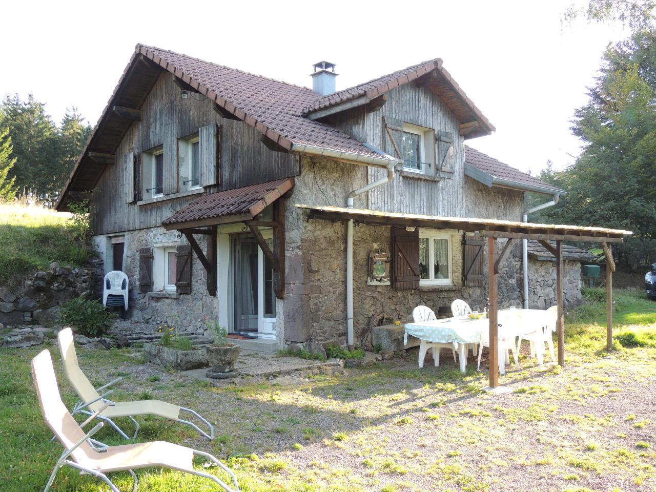 Ferienhaus Steinhäuschen Shila, im Naturparc der Vogesen,  mit Saunahaus (1717460), La Rosière, Haute-Saône, Franche-Comté, Frankreich, Bild 1
