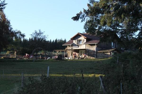 Ferienhaus Bergbauernhäuschen Shila, im Naturparc der Vogesen,  mit Saunahaus (1717460), La Rosière, Haute-Saône, Franche-Comté, Frankreich, Bild 26