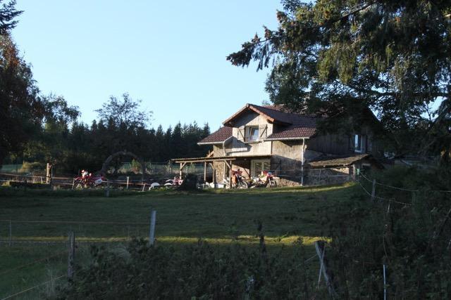 Ferienhaus Steinhäuschen Shila, im Naturparc der Vogesen,  mit Saunahaus (1717460), La Rosière, Haute-Saône, Franche-Comté, Frankreich, Bild 23