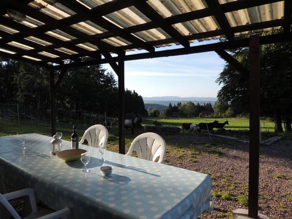 Ferienhaus Bergbauernhäuschen Shila, im Naturparc der Vogesen,  mit Saunahaus (1717460), La Rosière, Haute-Saône, Franche-Comté, Frankreich, Bild 2