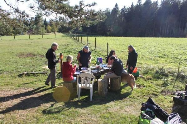 Ferienhaus Bergbauernhäuschen Shila, im Naturparc der Vogesen,  mit Saunahaus (1717460), La Rosière, Haute-Saône, Franche-Comté, Frankreich, Bild 31