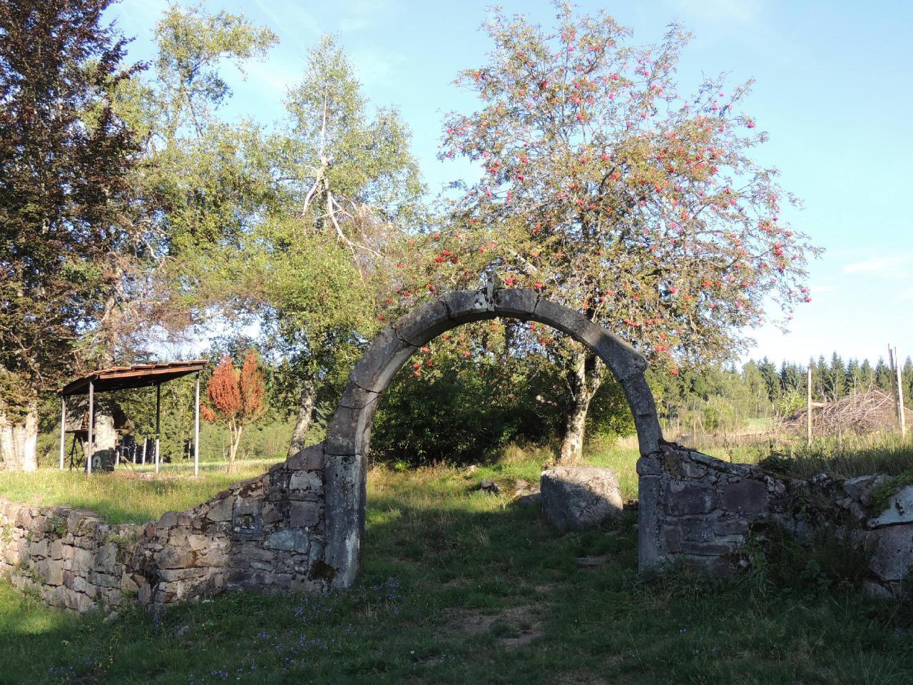 Ferienhaus Steinhäuschen Shila, im Naturparc der Vogesen,  mit Saunahaus (1717460), La Rosière, Haute-Saône, Franche-Comté, Frankreich, Bild 4