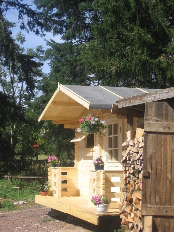 Ferienhaus Bergbauernhäuschen Shila, im Naturparc der Vogesen,  mit Saunahaus (1717460), La Rosière, Haute-Saône, Franche-Comté, Frankreich, Bild 21