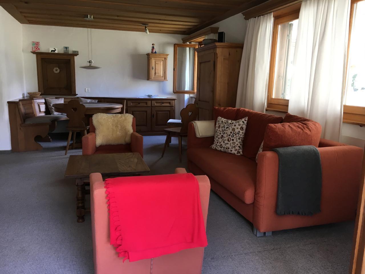 Appartement de vacances Geschmackvolle 3 1/2 -Zimmer Wohnung
