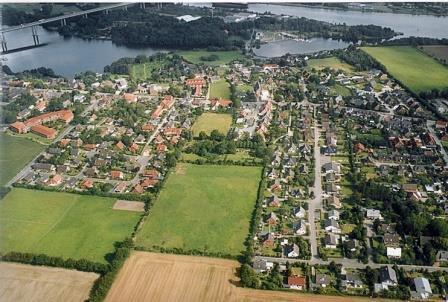 Ferienhaus Traumhaftes Ferienhaus im Herzen Schleswig Holsteins mit Wasserblick
