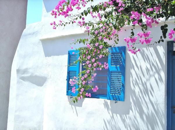 Holiday house PURPLE FLOWER VILLA - Sifnos / Griechenland - 2 Etagen (1740752), Siphnos, Sifnos, Cyclades, Greece, picture 1