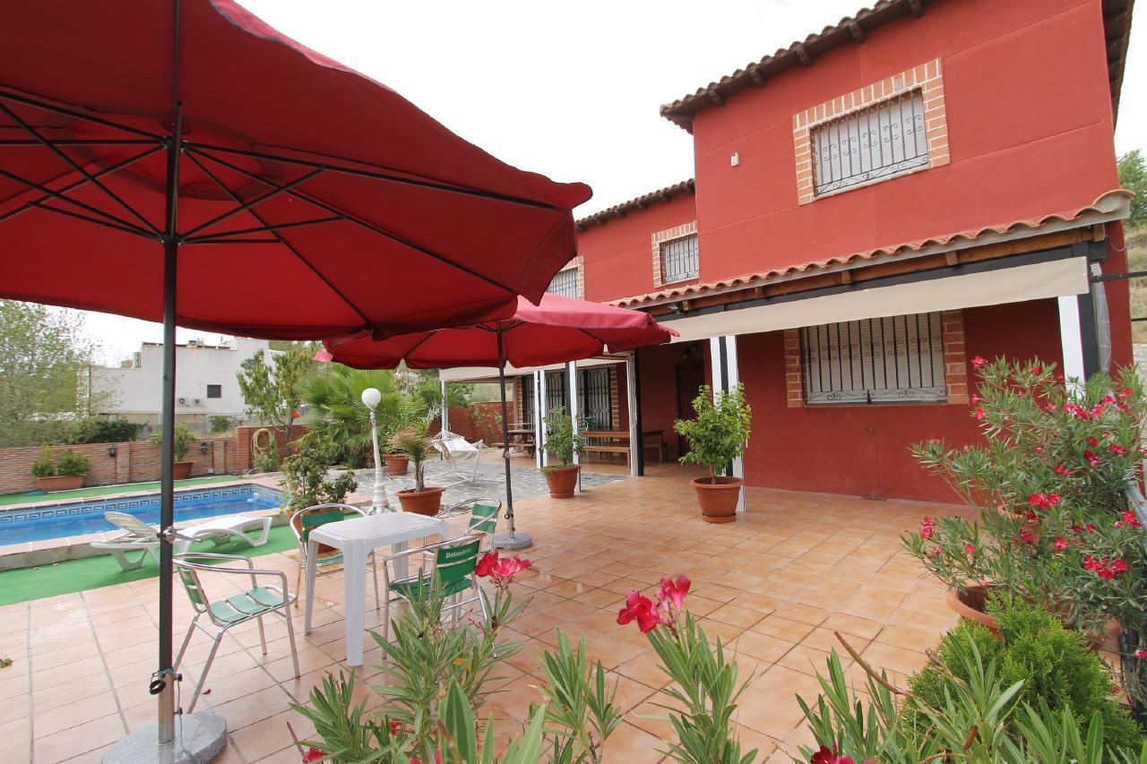 Ferienhaus CASA WARNER MIRADOR DE ARANJUEZ (1741461), Seseña Nuevo, Toledo, Kastilien-La Mancha, Spanien, Bild 16