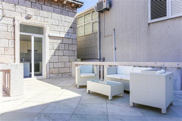 Ferienwohnung Apartments Van Gogh - Two Bedroom Apartment with Terrace (1750246), Dubrovnik, , Dalmatien, Kroatien, Bild 5