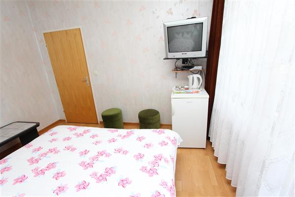 Holiday apartment STEFAN Double Room with Balcony 2 (1750561), Rovinj, , Istria, Croatia, picture 1
