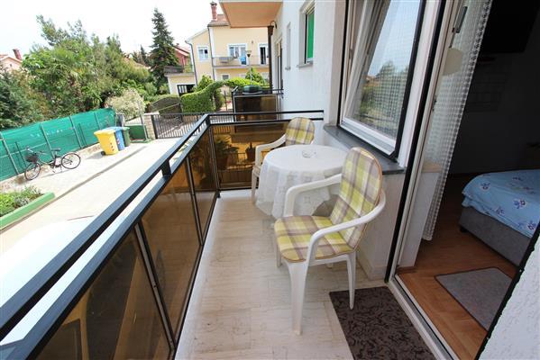 Ferienwohnung STEFAN Double Room with Balcony 3 (1750562), Rovinj, , Istrien, Kroatien, Bild 4