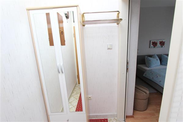 Ferienwohnung STEFAN Double Room with Balcony 3 (1750562), Rovinj, , Istrien, Kroatien, Bild 7