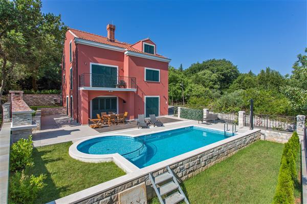Ferienhaus Villa Anita - Six Bedroom Villa with Private Pool and Terrace (1751006), Gruda, , Dalmatien, Kroatien, Bild 13