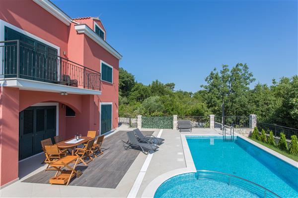 Ferienhaus Villa Anita - Six Bedroom Villa with Private Pool and Terrace (1751006), Gruda, , Dalmatien, Kroatien, Bild 19