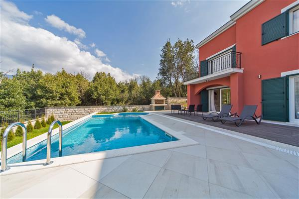 Ferienhaus Villa Anita - Six Bedroom Villa with Private Pool and Terrace (1751006), Gruda, , Dalmatien, Kroatien, Bild 21