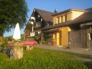 """Hüttli"" neben dem Bauernhof Fendri Hütte"