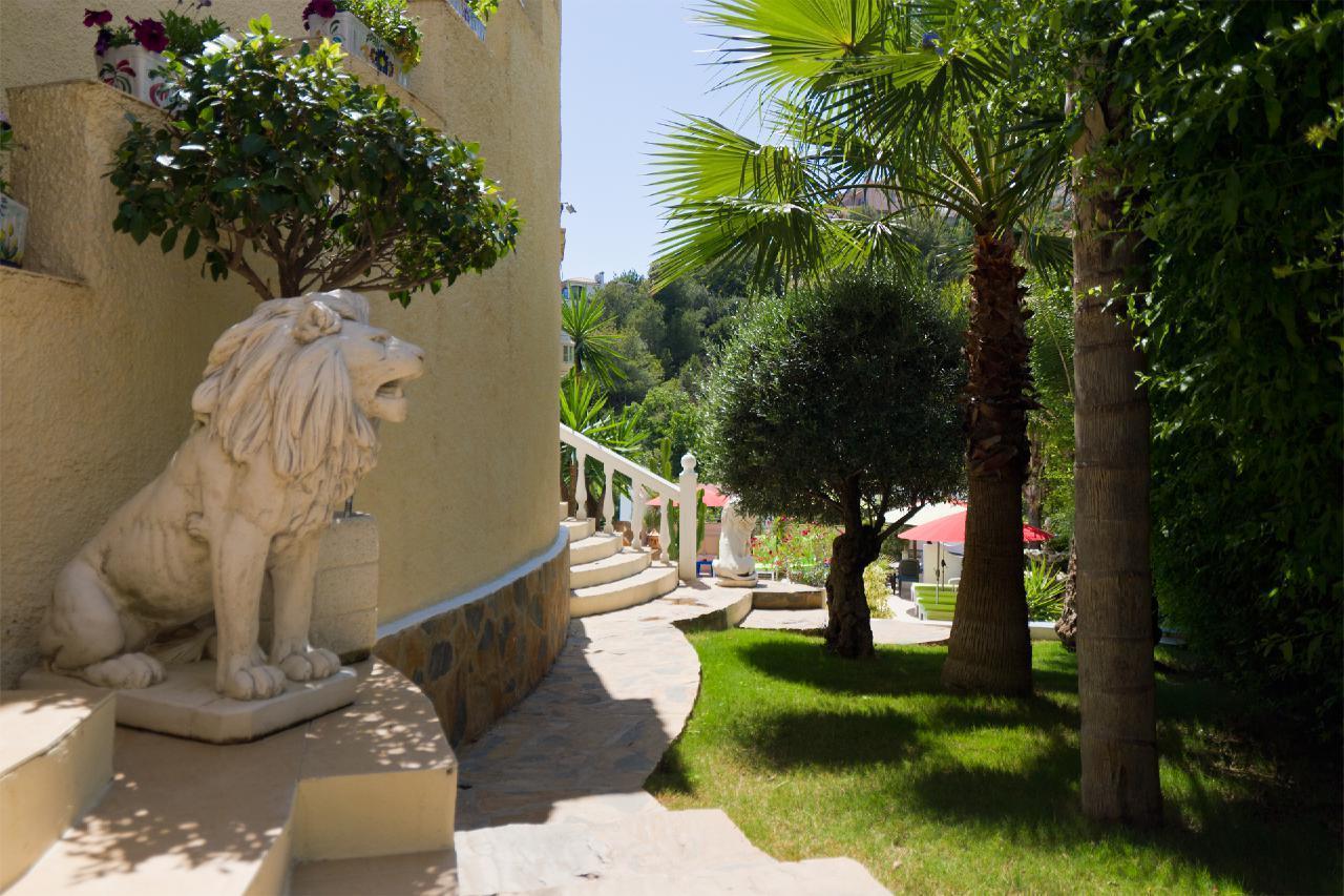 Ferienhaus VILLA LAS CHICAS - Moderne familienfreundliche Villa mit fantastischen Meerblick, großer P (178466), Fuengirola, Costa del Sol, Andalusien, Spanien, Bild 38