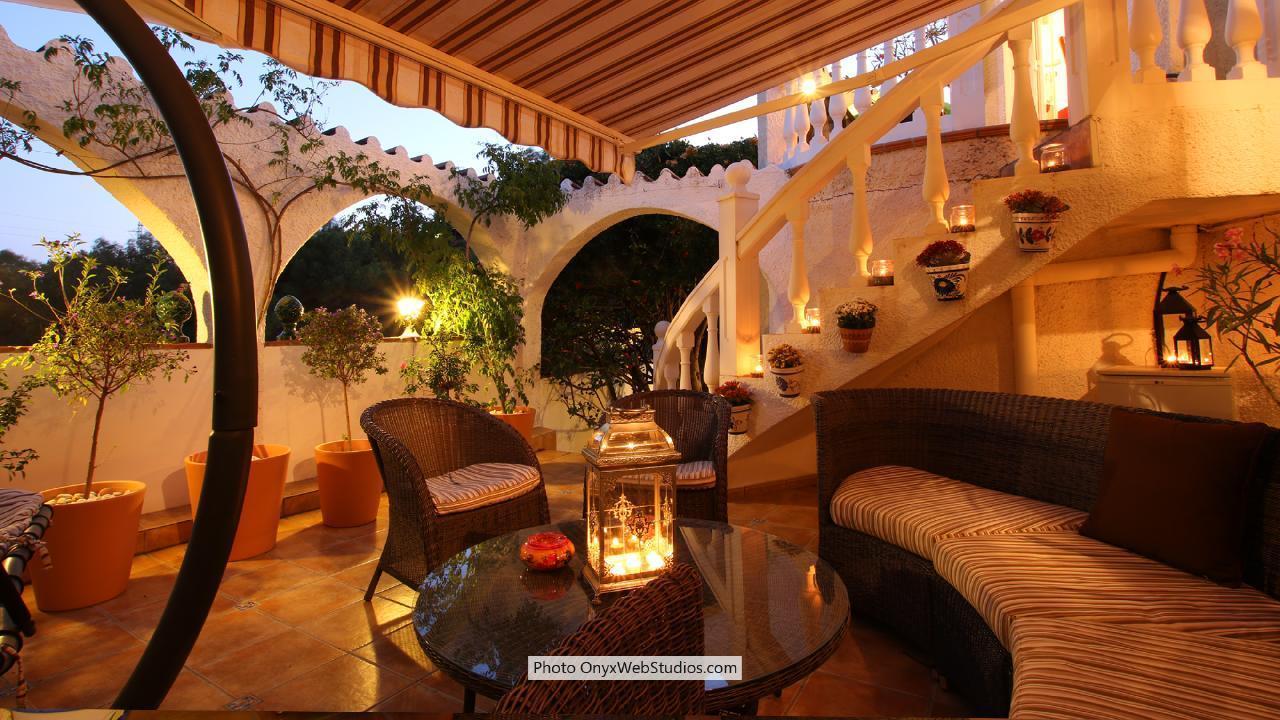 Ferienhaus VILLA LAS CHICAS - Moderne familienfreundliche Villa mit fantastischen Meerblick, großer P (178466), Fuengirola, Costa del Sol, Andalusien, Spanien, Bild 31