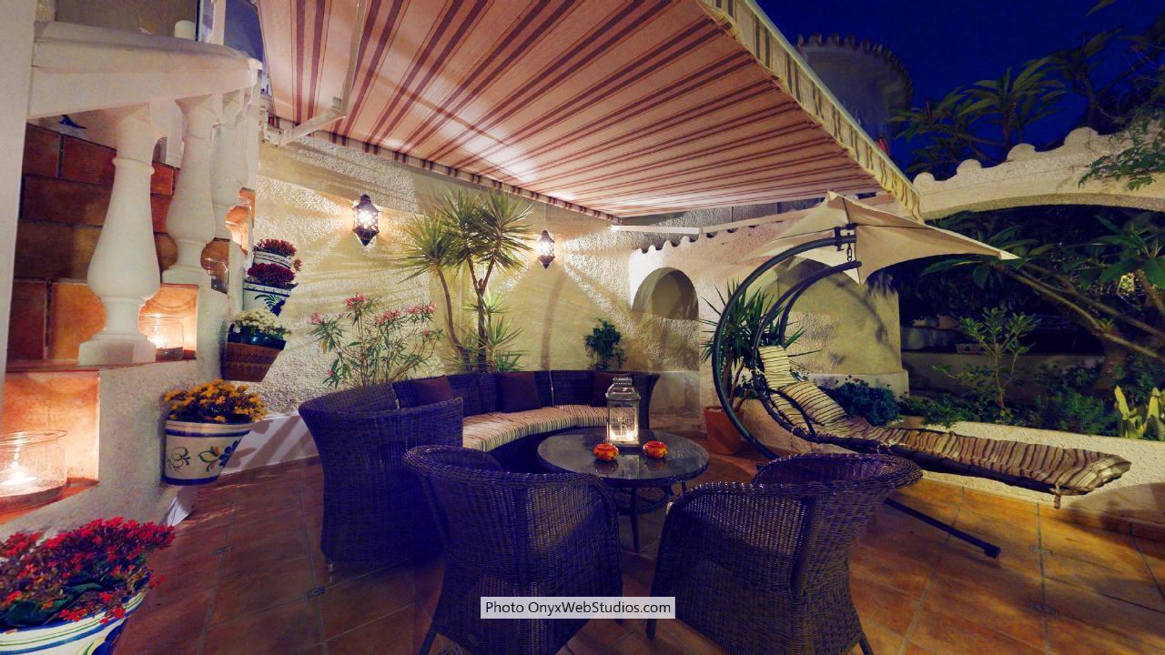Ferienhaus VILLA LAS CHICAS - Moderne familienfreundliche Villa mit fantastischen Meerblick, großer P (178466), Fuengirola, Costa del Sol, Andalusien, Spanien, Bild 32
