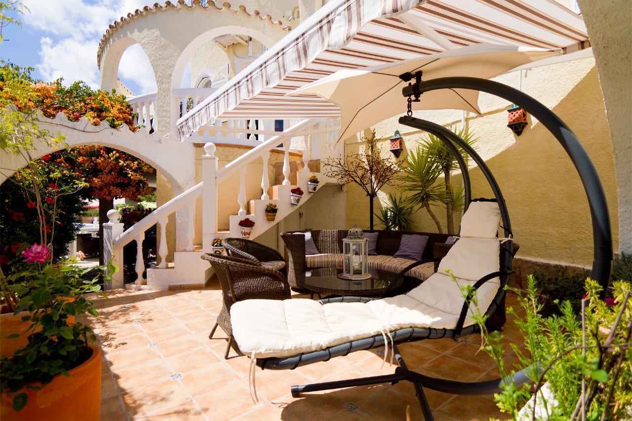 Ferienhaus VILLA LAS CHICAS - Moderne familienfreundliche Villa mit fantastischen Meerblick, großer P (178466), Fuengirola, Costa del Sol, Andalusien, Spanien, Bild 14