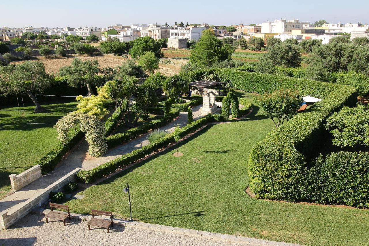 Ferienhaus Himmlisches Gartenhaus auf dem Land, nur wenige Minuten vom Meer entfernt! (1838316), Galatone, Lecce, Apulien, Italien, Bild 9