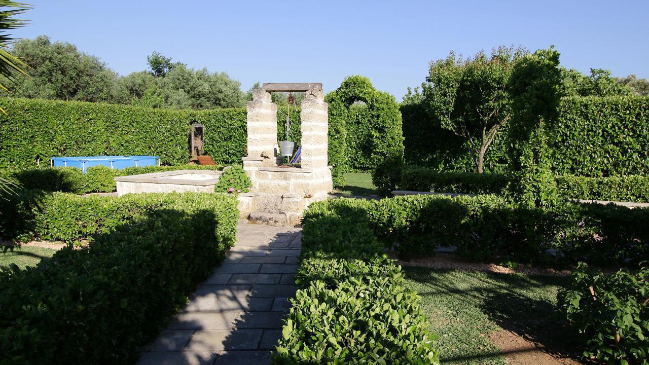 Ferienhaus Himmlisches Gartenhaus auf dem Land, nur wenige Minuten vom Meer entfernt! (1838316), Galatone, Lecce, Apulien, Italien, Bild 20