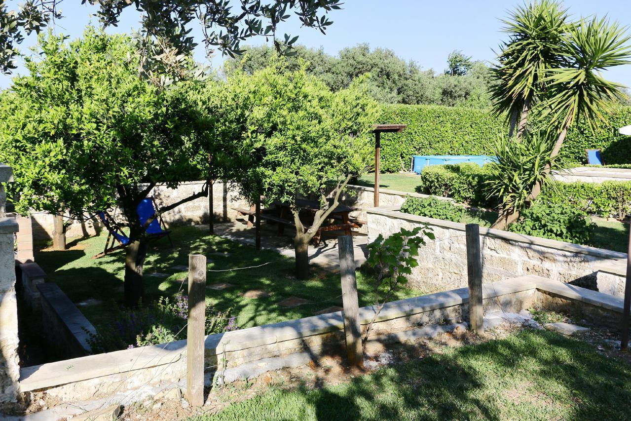 Ferienhaus Himmlisches Gartenhaus auf dem Land, nur wenige Minuten vom Meer entfernt! (1838316), Galatone, Lecce, Apulien, Italien, Bild 14