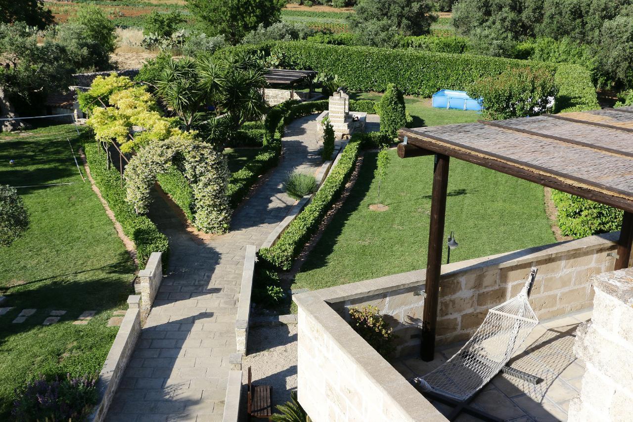 Ferienhaus Himmlisches Gartenhaus auf dem Land, nur wenige Minuten vom Meer entfernt! (1838316), Galatone, Lecce, Apulien, Italien, Bild 8