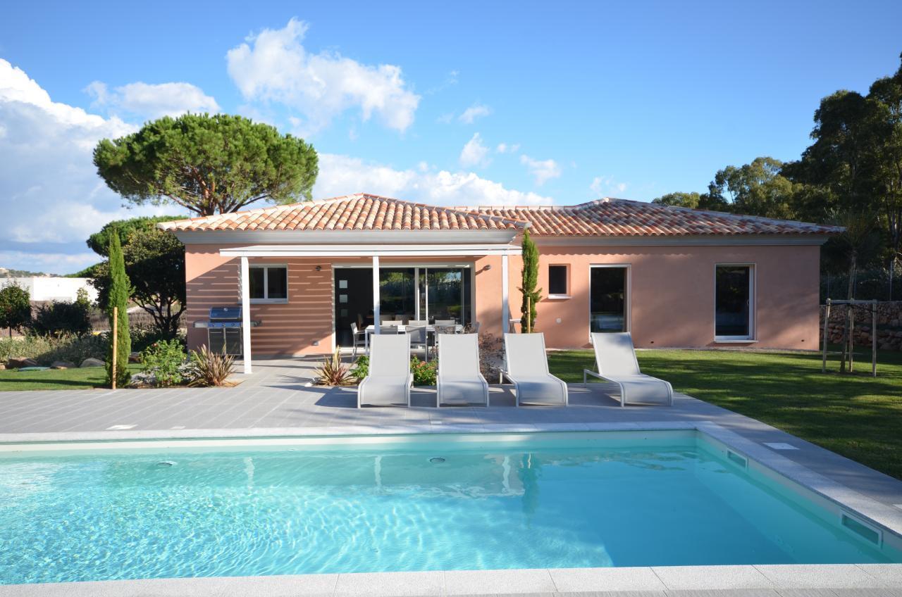 Luxus-Villa mit privatem Pool und Hotel-Dienstleis Ferienhaus in Frankreich