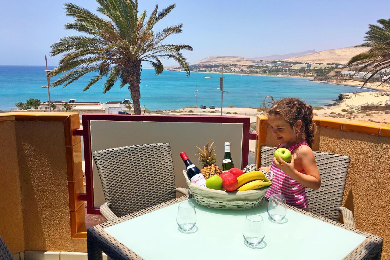 Ferienwohnung PANORAMA - Ausblick auf den Ocean! FREE WiFi (1850823), Costa Calma, Fuerteventura, Kanarische Inseln, Spanien, Bild 1
