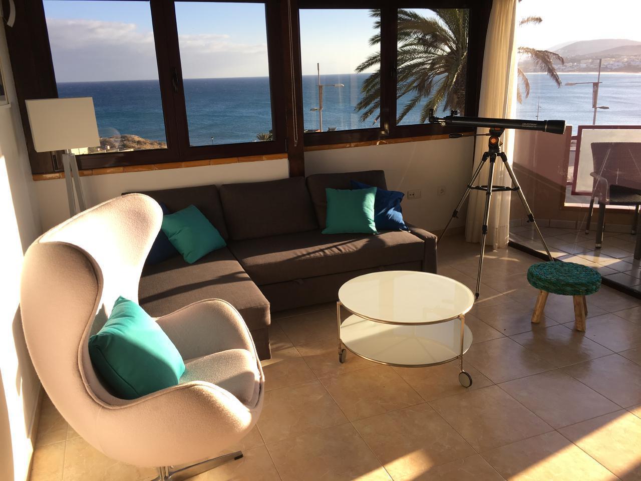 Ferienwohnung PANORAMA - Ausblick auf den Ocean! FREE WiFi (1850823), Costa Calma, Fuerteventura, Kanarische Inseln, Spanien, Bild 2