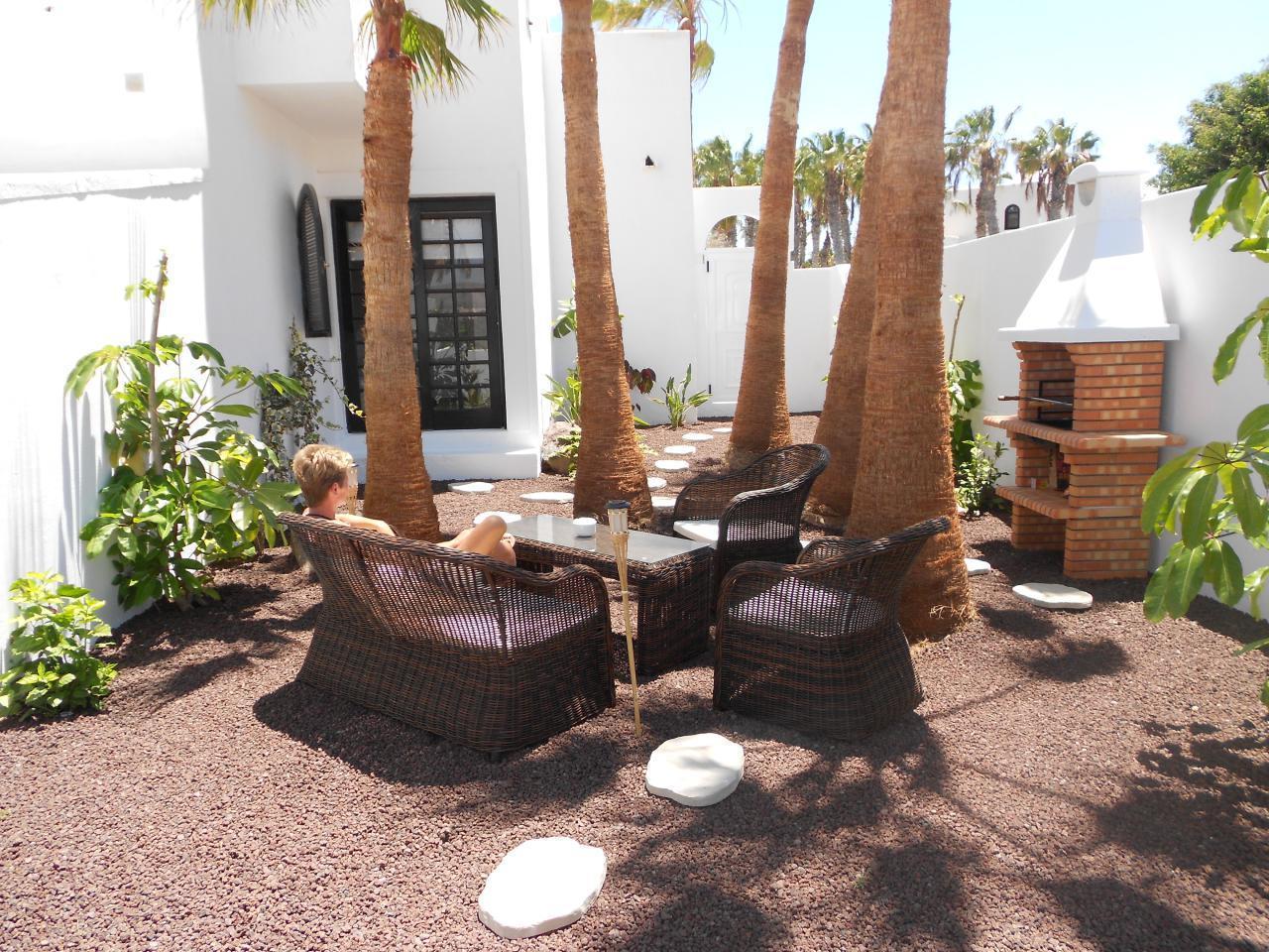 Ferienwohnung Costa Calma mit privatem Garten direkt am Strand (1851118), Costa Calma, Fuerteventura, Kanarische Inseln, Spanien, Bild 14