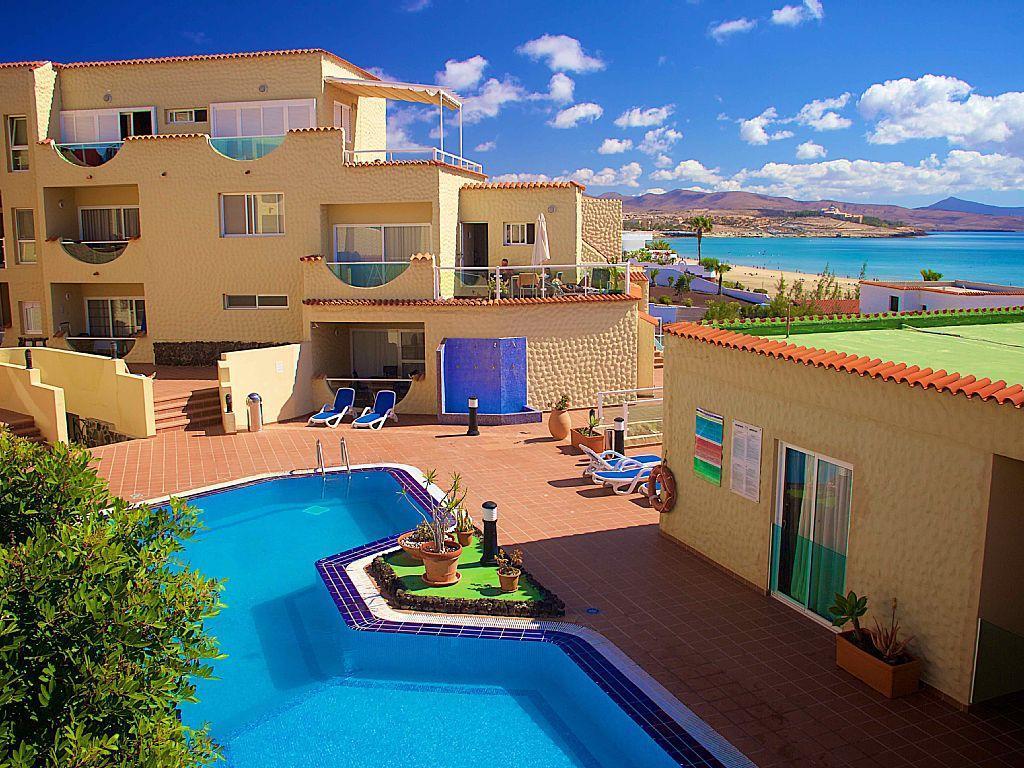 Ferienwohnung Costa Calma am Strand mit Meerblick und Pool (1851528), Costa Calma, Fuerteventura, Kanarische Inseln, Spanien, Bild 1