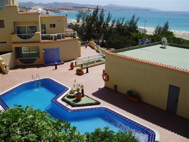 Ferienwohnung Costa Calma am Strand mit Meerblick und Pool (1851528), Costa Calma, Fuerteventura, Kanarische Inseln, Spanien, Bild 12