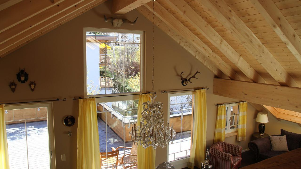 Ferienwohnung Exklusive Maisonette-Penthousewohnung mit großer Dachterrasse und Bergblick. im Zentrum vo (1856620), Riezlern (AT), Kleinwalsertal, Vorarlberg, Österreich, Bild 11