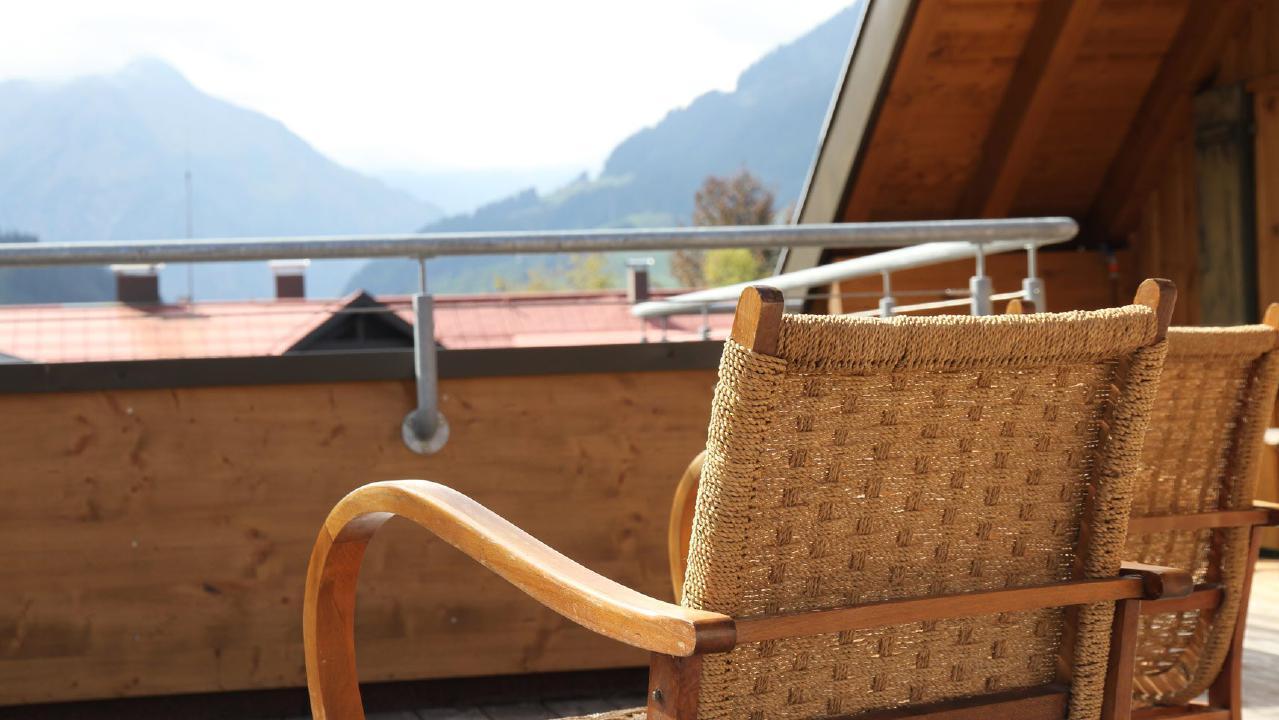Ferienwohnung Exklusive Maisonette-Penthousewohnung mit großer Dachterrasse und Bergblick. im Zentrum vo (1856620), Riezlern (AT), Kleinwalsertal, Vorarlberg, Österreich, Bild 18