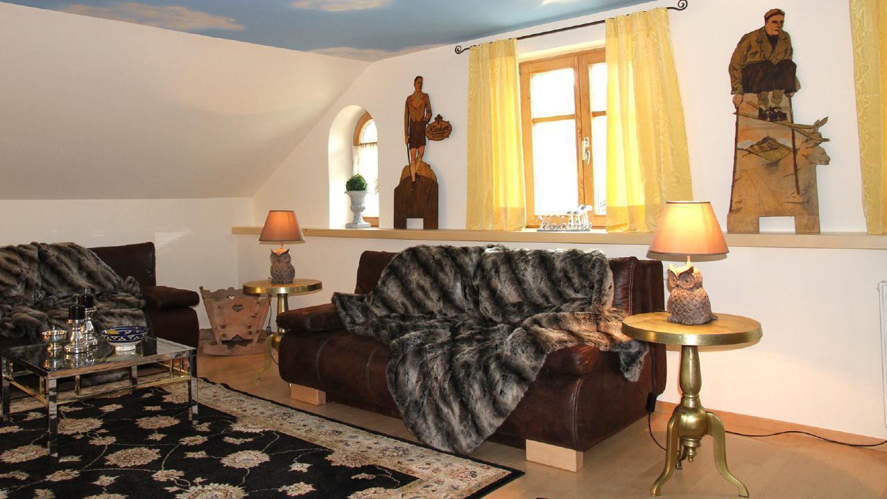 Appartement de vacances Traumhafte Maisonette-Ferienwohnung im alpinen Stil mit antiken Möbeln und modernen Access (1856638), Riezlern (AT), Kleinwalsertal, Vorarlberg, Autriche, image 7