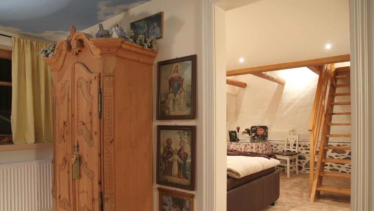 Appartement de vacances Traumhafte Maisonette-Ferienwohnung im alpinen Stil mit antiken Möbeln und modernen Access (1856638), Riezlern (AT), Kleinwalsertal, Vorarlberg, Autriche, image 12