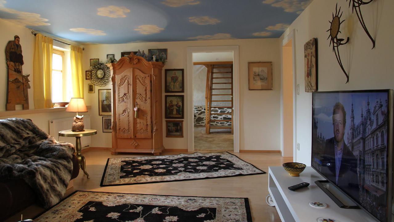 Appartement de vacances Traumhafte Maisonette-Ferienwohnung im alpinen Stil mit antiken Möbeln und modernen Access (1856638), Riezlern (AT), Kleinwalsertal, Vorarlberg, Autriche, image 11