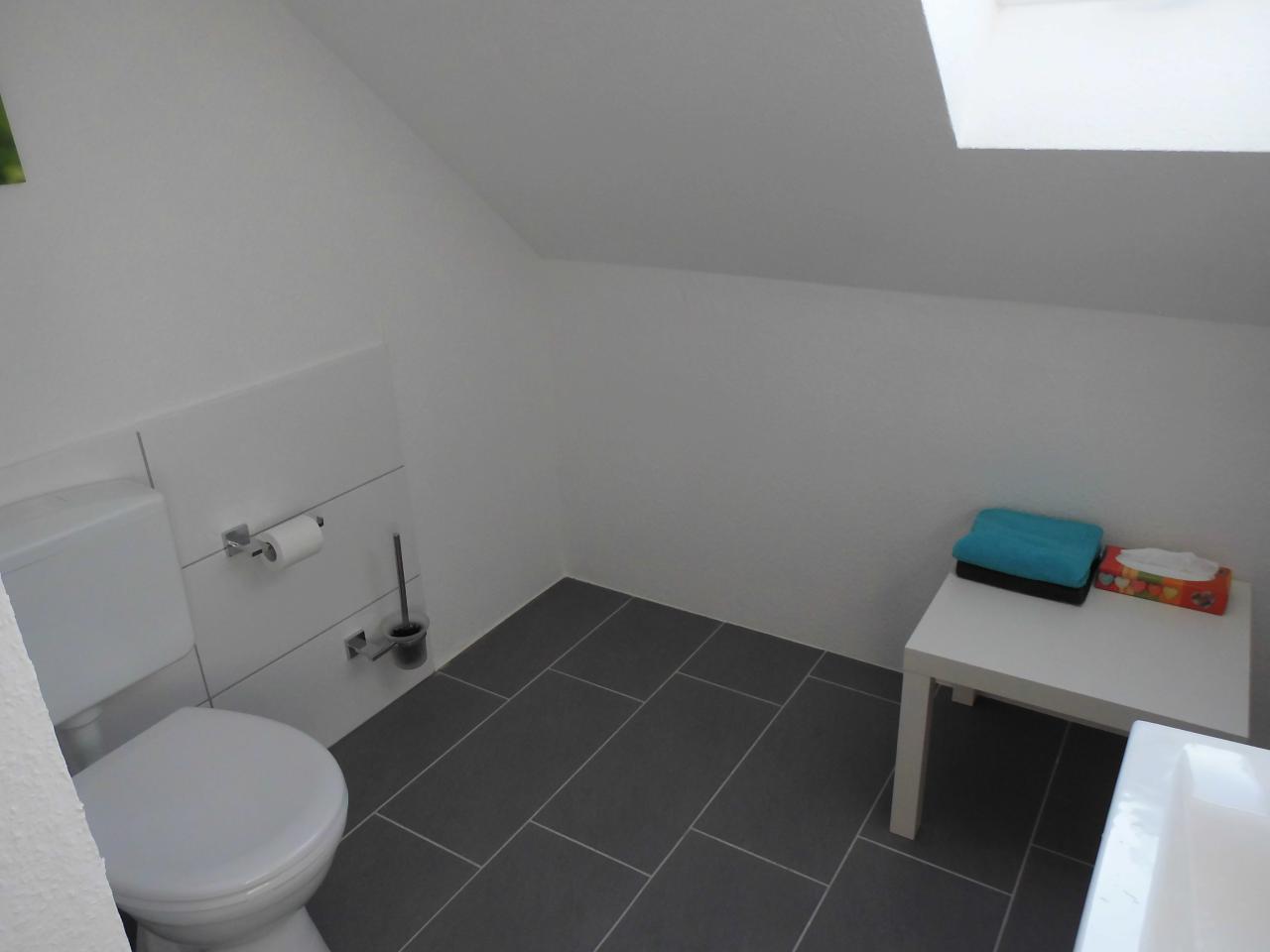 drittes Bad in der ersten Etage